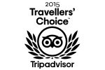 TripAdvisor 2015 Award - Travellers' Choice